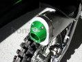 Kawasaki KX450F(12-18), KX250F(13-18) エンドキャップ PMB(Fastway)
