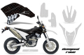 WR250R/X (07-18) AMRデカール シュラウドキット