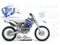 YZF 250/400/426 (98-02) AMRデカール シュラウドキット