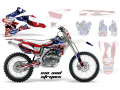 YZ450F (10-13) AMRデカール シュラウドキット