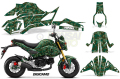 HONDA GROM125 Sport Bike Graphic Kit (16-17) AMRデカール コンプリートキットSPORTSBIKE