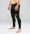 【在庫限り】ロングパンツv3 コンプレッション(SiO16) VIRUS メンズ Stay Warm 暖速乾 ブラック