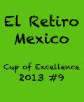 COE2013 エル・レティーロ/メキシコ