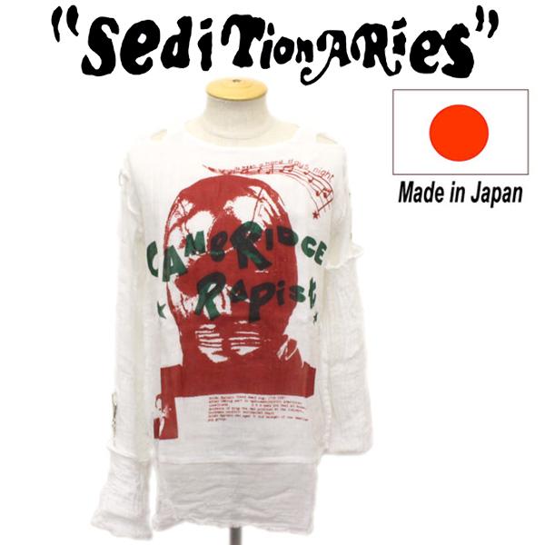 SEDITIONARIES by 666 (セディショナリーズ)正規取扱店BOOTSMAN