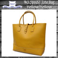 正規取扱店 HERITAGE LEATHER CO.(ヘリテージレザー) NO.7955ST Mocassin Leather Tote Bag(レザートートバッグ) Yellow/Yellow HL051