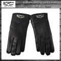 正規取扱店 Lewis Leathers(ルイスレザー) 810 RACING GLOVES レーシンググローブ BLACK ブラック