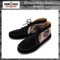 正規取扱店 MINNETONKA(ミネトンカ) El Paso Ankle Boot(エルパソアンクルブーツ)#570 BLACK レディースMT042