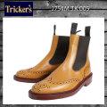 正規取扱店 Tricker's トリッカーズ 2754M COUNTRY HENRY(カントリーヘンリー) ダブルレザーソール エイコンアンティーク TK005