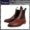 正規取扱店 Tricker's トリッカーズ 2754M COUNTRY HENRY(カントリーヘンリー) ダブルレザーソール マロンアンティーク TK006