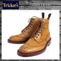 正規取扱店 Tricker's トリッカーズ 2508M COUNTRY BROGUE(カントリーブローグ) ダブルレザーソール エイコンアンティーク TK010