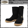 Wescoウエスコ 正規ディーラー Boss ボス Black Roughout, 10height, #100HoneySole, Brass Bucles BS75