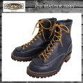 正規 Wescoウエスコ Jobmasterジョブマスター Navyネイビー Leather, Lace to Toe, 8height,#100sole JM45
