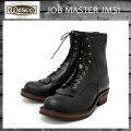 正規 Wescoウエスコ Jobmasterジョブマスター Black Tie,Semi Lace to Toe,8height,#430 Sole,Bubble Toe JM51