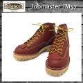 正規 Wescoウエスコ Jobmasterジョブマスター RedWood Leather,Lace to Toe,6height,#100HoneySole,Boss Toe JM57