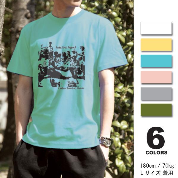 【メール便OK】レゲエ reggae 【まとめ買割引・Tシャツフェスタ対象】フォト 写真【Wailers/fst003】半袖 Tシャツ s/s S M L XL LL/