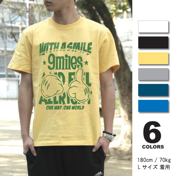 【メール便OK】レゲエ reggae 【まとめ買割引・Tシャツフェスタ対象】【with a smile/fst032】半袖 Tシャツ s/s S M L XL LL/