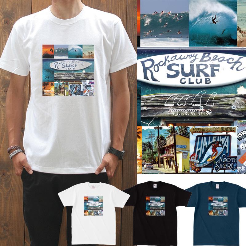 半袖 Tシャツメンズ【SURF CLUB/prd052】【Tシャツパラダイス・2p5000円送無】 写真 Tシャツサーフィン・サーファー【メール便送料無料】通販 楽天カード分割/05P03Dec16