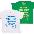 BAWR・9milesキッズ 半袖Tシャツ トップス 子供服 キッズ KIDS1305