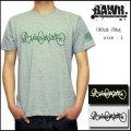 """【BAWR】2014半袖 Tシャツ""""SIWAZA tagging""""【bw1370】 【M/L/XL/XXL】 3L"""
