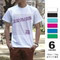 【メール便OK】【まとめ買割引・Tシャツフェスタ対象】【DOT/fst044】半袖 Tシャツ s/s S M L XL LL/
