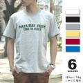 【メール便OK】【まとめ買割引・Tシャツフェスタ対象】【NATURAL/fst045】半袖 Tシャツ s/s S M L XL LL/
