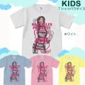 【キッズTシャツパラダイス・2枚で送無】【Boxe/prd006ks】【メール便OK】子供服/男の子/女の子/半袖 Tシャツ