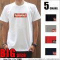 Tシャツメンズ/大きいサイズ/ビッグTシャツパラダイス対象/【BOX Foreword/prd021big】まとめ割