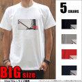 Tシャツメンズ/大きいサイズ/ビッグTシャツパラダイス対象/【BRIGADE/prd025big】まとめ割
