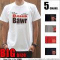 Tシャツメンズ/大きいサイズ/ビッグTシャツパラダイス対象/【bawrTs/prd026big】まとめ割
