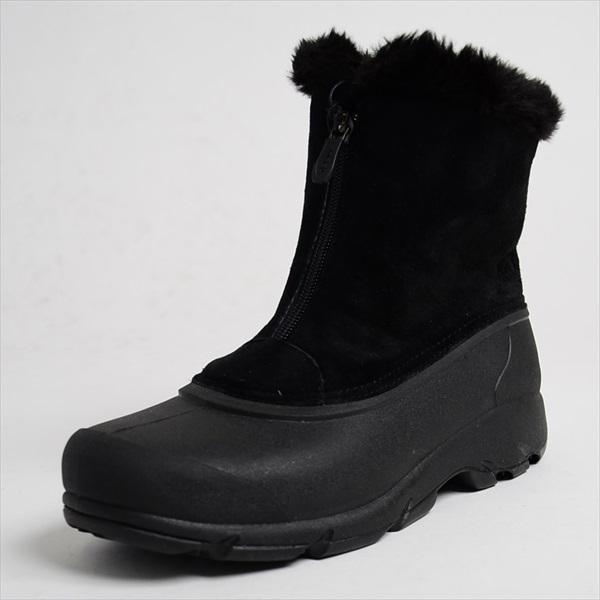 SOREL ソレル レディース スノーブーツ SNOW ANGEL ZIP BLACK ブラック NL1840-010