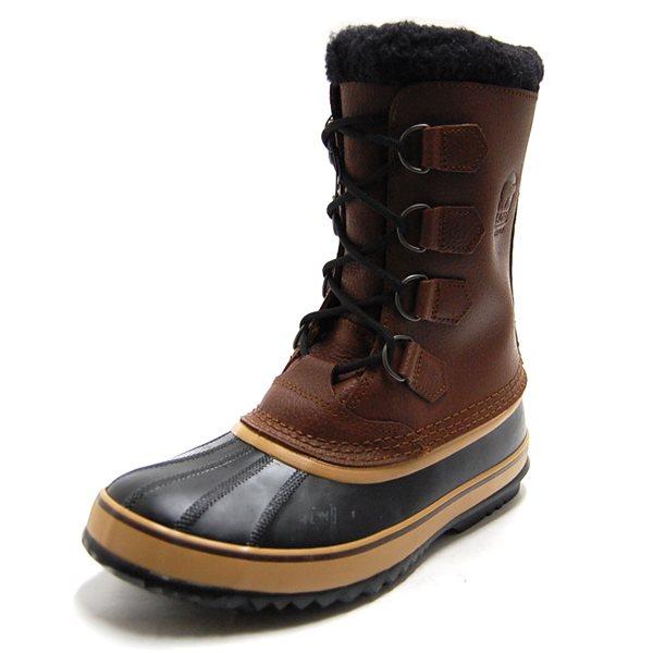 SOREL ソレル メンズ ブーツ 1964 PAC T 1964 パック T BROWN/BLACK ブラウン/ブラック NM1439-200