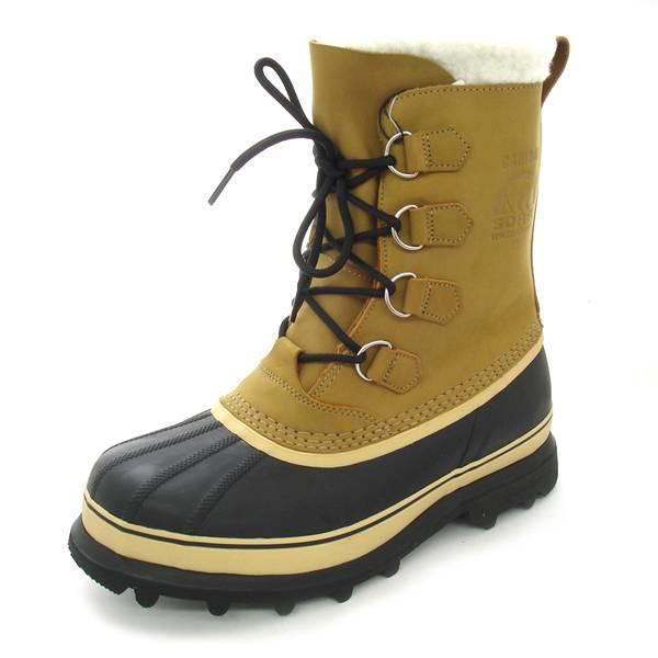 SOREL CARIBOU ソレル ブーツ カリブー NM1000-281 BUFF