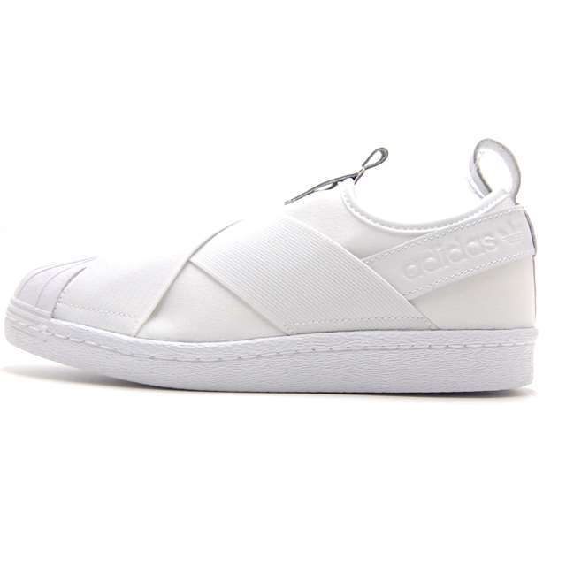 adidas Originals アディダス オリジナルス メンズ レディース スリッポン SUPERSTAR SlipOn BZ0111 [ホワイト/カジュアル/スポーティー/シンプル]