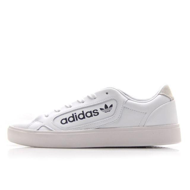 アディダスオリジナルス スリーク adidas Originals SLEEK W クリスタルホワイト/コアブラック レディース スニーカー EF4935
