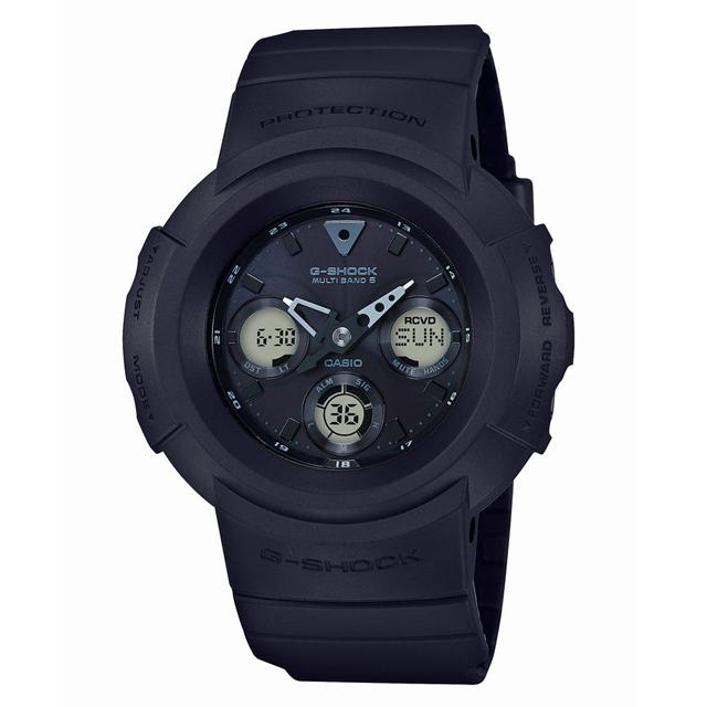 G-SHOCK ジーショック CASIO カシオ メンズ 腕時計 AWG-M510SBB-1AJF [20気圧防水/電波時計/タフソーラー/アナログ/国内正規販売店/Authorized Dealer]