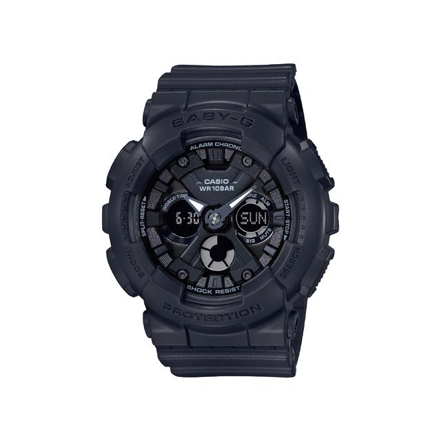 Baby-G ベビージー CASIO カシオ レディース 腕時計 Metalic face BA-130-1AJF [BABY-G/ベビージー/腕時計/防水]