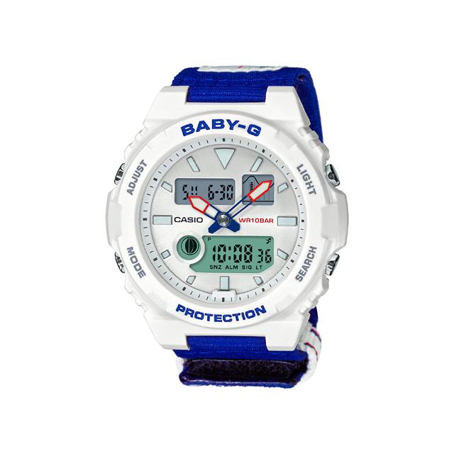 Baby-G ベビージー CASIO カシオ レディース 腕時計 SURF CAMP 25th BAX-125-2AJR [BABY-G/ベビージー/腕時計/サーフィン/25TH]