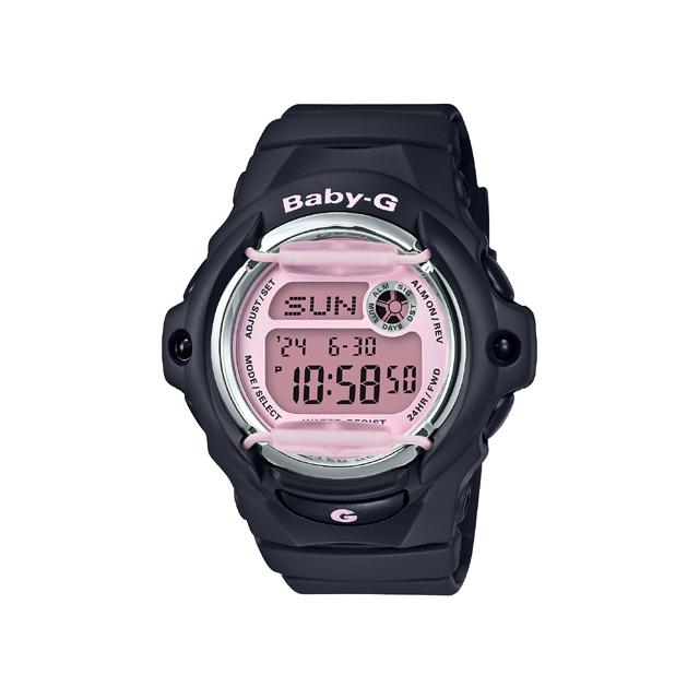 Baby-G ベビージー CASIO カシオ レディース 腕時計 BG-169M BG-169M-1JF [BABY-G/ベビージー/防水/腕時計]
