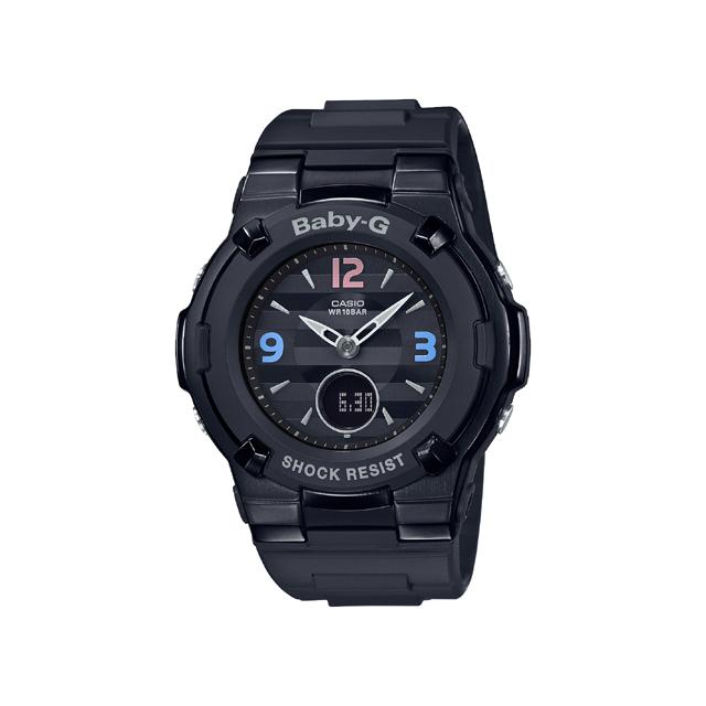 Baby-G ベビージー CASIO カシオ レディース 腕時計 Retro tricolor BGA-1100TRB-1BJF [BABY-G/ベビージー/腕時計/電波ソーラー]