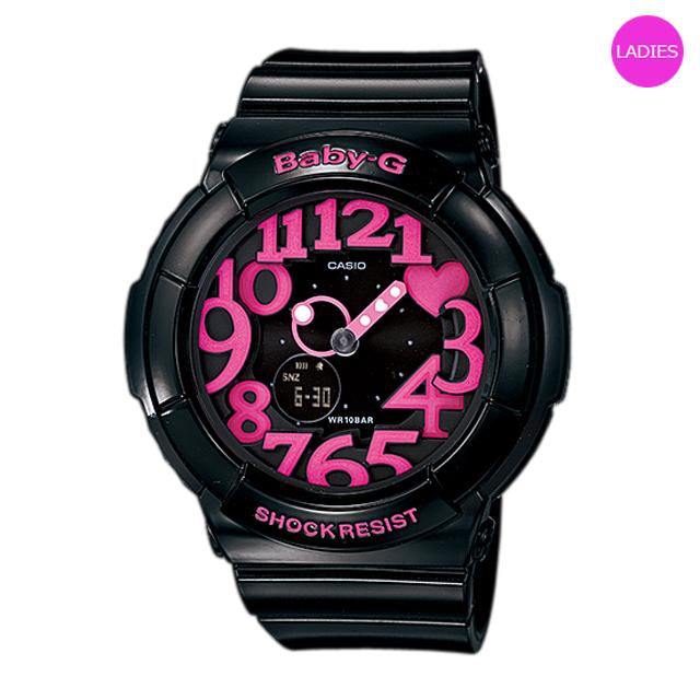Girls VOICE Baby-G ベビージー 「Neon Dial Series」 BGA-130-1BJF