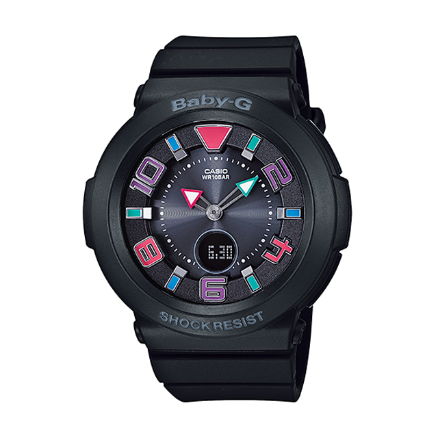 Baby-G ベビージー ベビーG CASIO カシオ レディース 腕時計 Tripper トリッパー BGA-1601-1BJF [国内正規販売店]