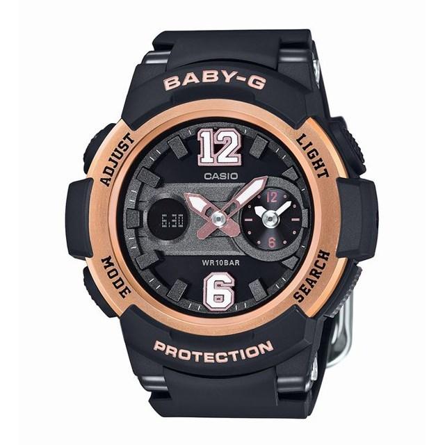 Baby-G ベビージー ベビーG CASIO カシオ レディース 腕時計 BGA-210-1BJF [国内正規販売店]