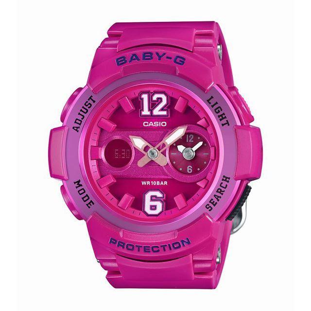 Baby-G ベビージー ベビーG CASIO カシオ レディース 腕時計 BGA-210-4B2JF [ピンク/スポーティ/国内正規販売店/Authorized Dealer]