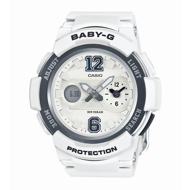 Baby-G ベビージー ベビーG CASIO カシオ レディース 腕時計 BGA-210-7B1JF [国内正規販売店]