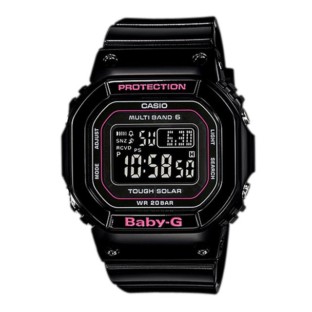 Baby-G ベビージー ベビーG CASIO カシオ レディース 腕時計 BGD-5000-1JF [国内正規販売店]