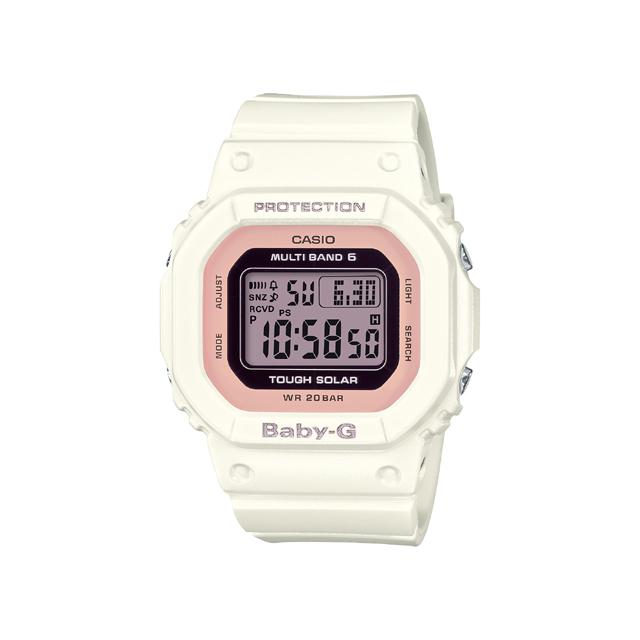 Baby-G ベビージー CASIO カシオ レディース 腕時計 BGD-5000 BGD-5000-7DJF [BABY-G/ベビージー/防水/腕時計]