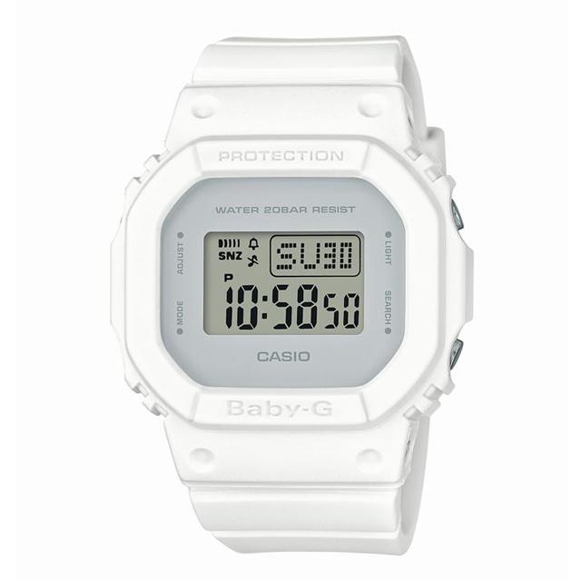 Baby-G ベビージー CASIO カシオ レディース 腕時計  BGD-560CU-7JF [20気圧防水/デジタル]