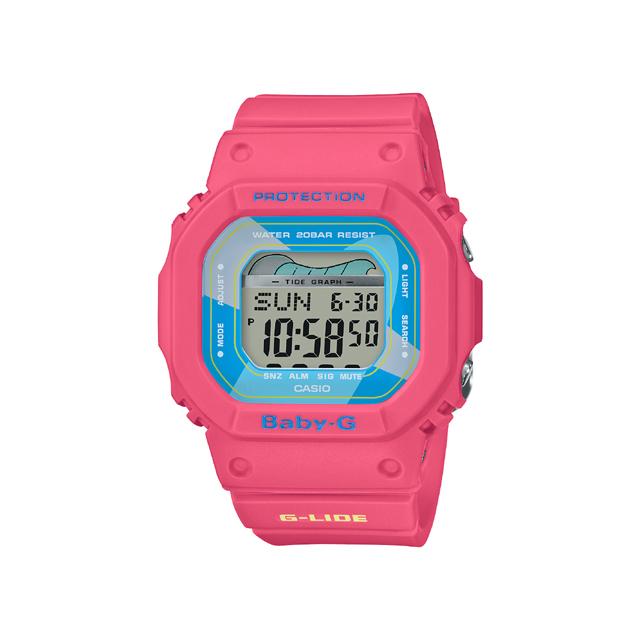 Baby-G ベビージー CASIO カシオ レディース 腕時計 Vintage Hawaiian Colors BLX-560VH-4JF [BABY-G/ベビージー/腕時計/G-LIDE/サーフィン]