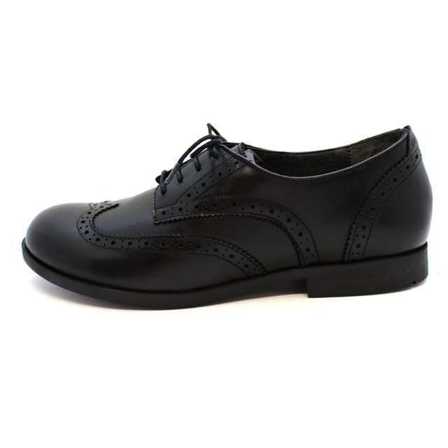 ビルケンシュトック レディース シューズ ウィングチップ 革靴 ララミーロー ブラック BIRKENSTOCK LARAMIE LOW BLACK 本革 ナチュラルレザー GS1006908