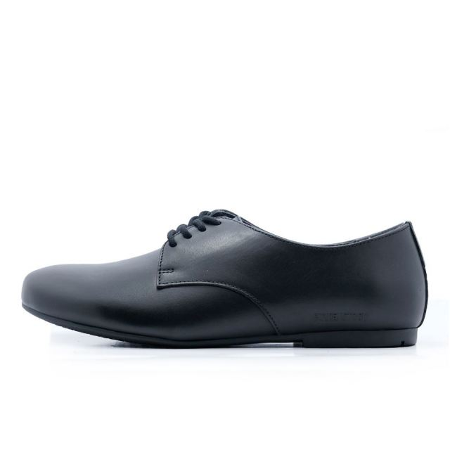 ビルケンシュトック ソーンダース BIRKENSTOCK Saunders Black レディース コンフォートシューズ 【革靴 天然皮革 ナロー幅】  GS1006335